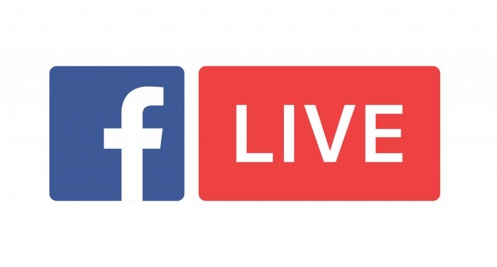 Facebook Live dos personas